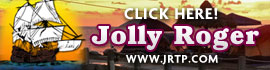 logo for Jolly Roger RV Resort