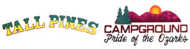 logo for Tall Pines Campground