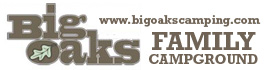 logo for Big Oaks Family Campground