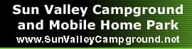 logo for Sun Valley Campground