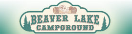 logo for Beaver Lake Campground