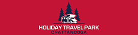 logo for Chattanooga Holiday Travel Park