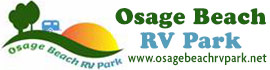 logo for Osage Beach RV Park