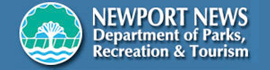 logo for Newport News Park Campground