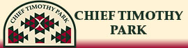 logo for Chief Timothy Park