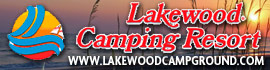 logo for Lakewood Camping Resort