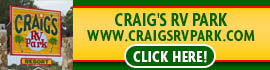 logo for Craig's RV Park