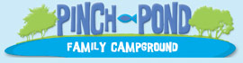 logo for Pinch Pond Family Campground