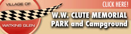 logo for Clute Memorial Park & Campground (Warren W Clute)