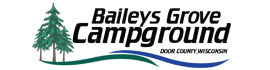 logo for Baileys Grove Campground