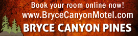 logo for Bryce Canyon Pines Store & Campground & RV Park