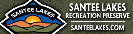 logo for Santee Lakes Recreation Preserve