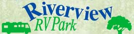 logo for Riverview RV Park