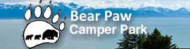 logo for Bear Paw Camper Park