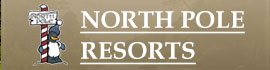 logo for North Pole Resorts