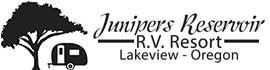 logo for Junipers Reservoir RV Resort