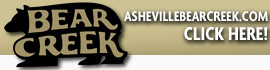logo for Asheville Bear Creek RV Park