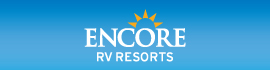 logo for Winter Quarters Pasco RV Resort