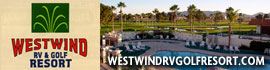 logo for Westwind RV & Golf Resort