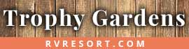 logo for Trophy Gardens