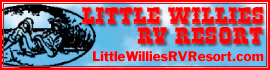 logo for Little Willies RV Resort