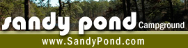 logo for Sandy Pond Campground