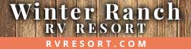 logo for Winter Ranch RV Resort