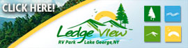 logo for Ledgeview RV Park