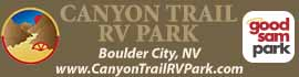 logo for Canyon Trail RV Park
