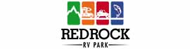 logo for RedRock RV and Camping Park
