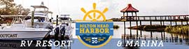 logo for Hilton Head Harbor RV Resort & Marina