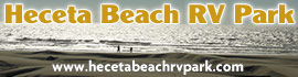 logo for Heceta Beach RV Park