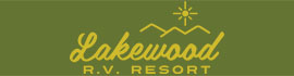 logo for Lakewood RV Resort