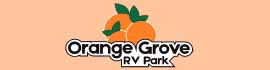 logo for Orange Grove RV Park