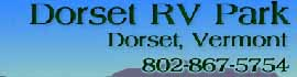 logo for Dorset RV Park