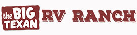 logo for Big Texan RV Ranch