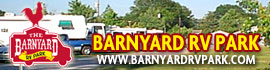 logo for Barnyard RV Park
