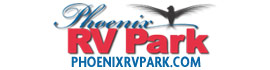 logo for Phoenix RV Park