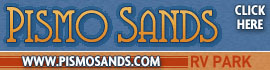 logo for Pismo Sands RV Park