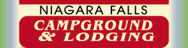 logo for Niagara Falls Campground & Lodging