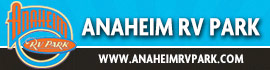 logo for Anaheim RV Park