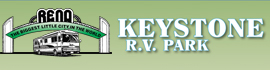 logo for Keystone RV Park