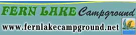 logo for Fern Lake Campground & RV Park
