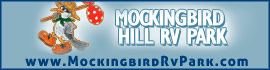 logo for Mockingbird Hill Mobile Home & RV Park