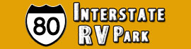 logo for Interstate RV Park