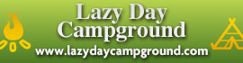 logo for Lazy Day Campground
