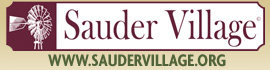 logo for Sauder Village Campground