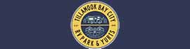 logo for Tillamook Bay City RV Park
