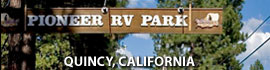logo for Pioneer RV Park