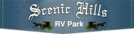 logo for Scenic Hills RV Park